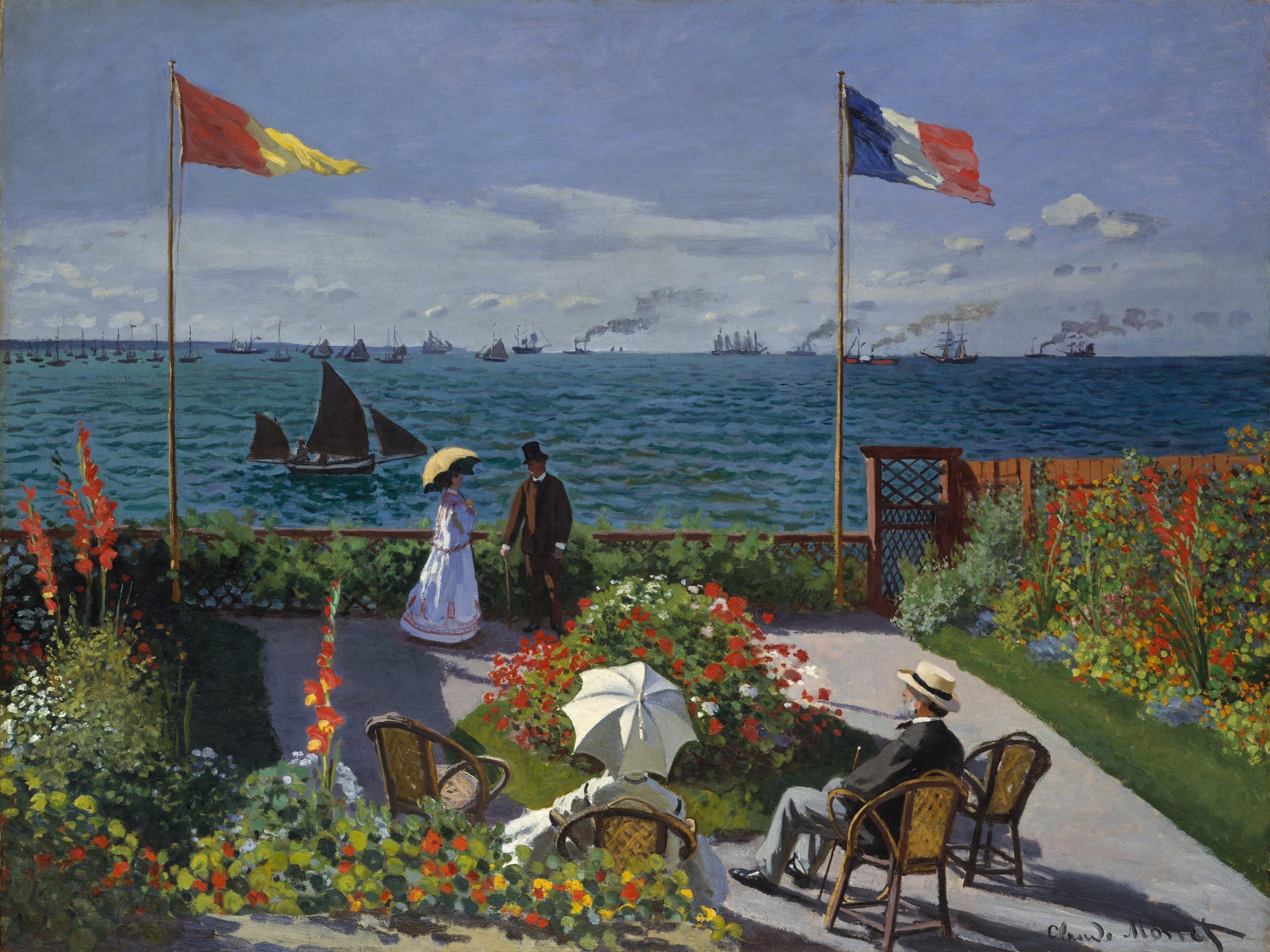 10-claude_monet_-_jardin_a_sainte-adresse-1867