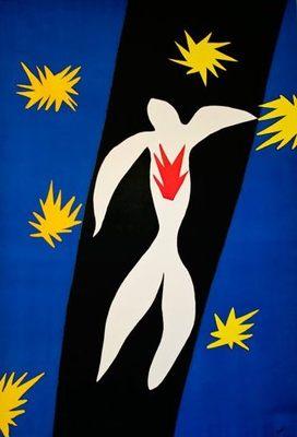 noir-1943-henri-matisse-la-chute-icare